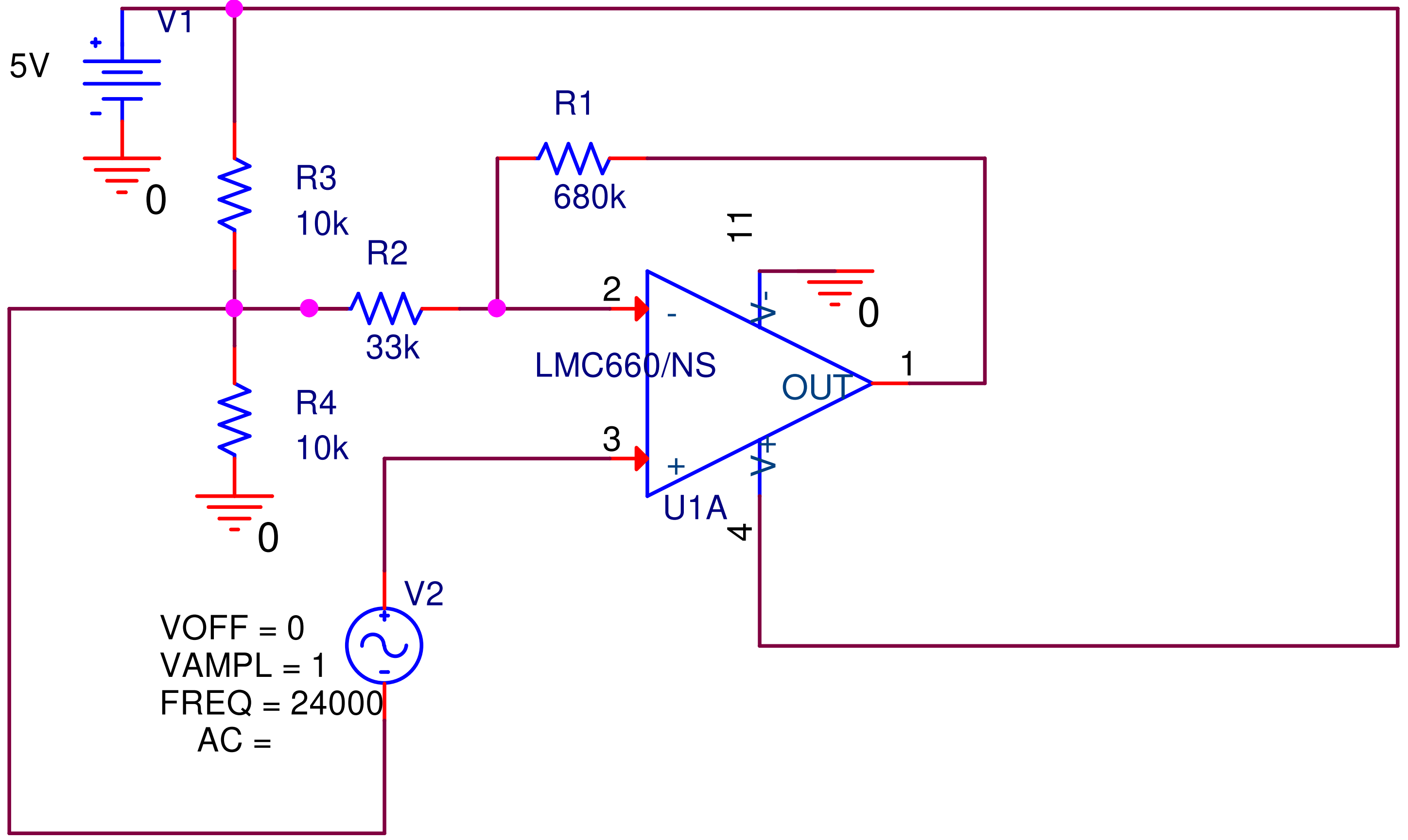 Serial Communication Via Audio On Android Opamp Comparator Circuit The Input Signal Is Represented By V2 And Output Appears At Op Amp Out Terminal A Non Inverting With Positive